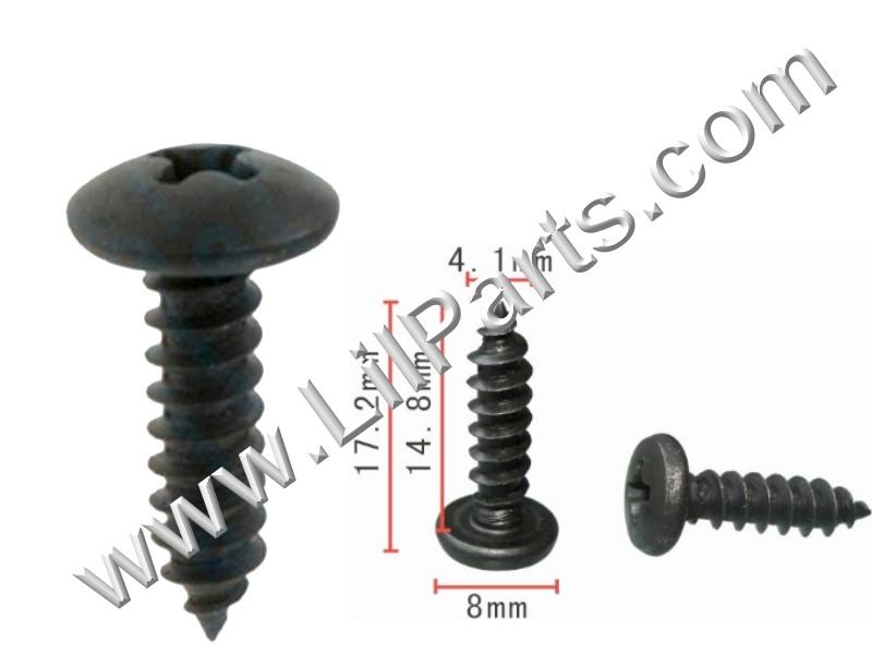 Phillips Truss Head Tap Screw M4.2-1.41 X 16mm Aeveco 16720 PN:[H2054]