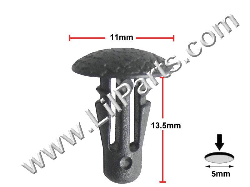 Compatible with Nissan: 01553-00 Auveco 14355