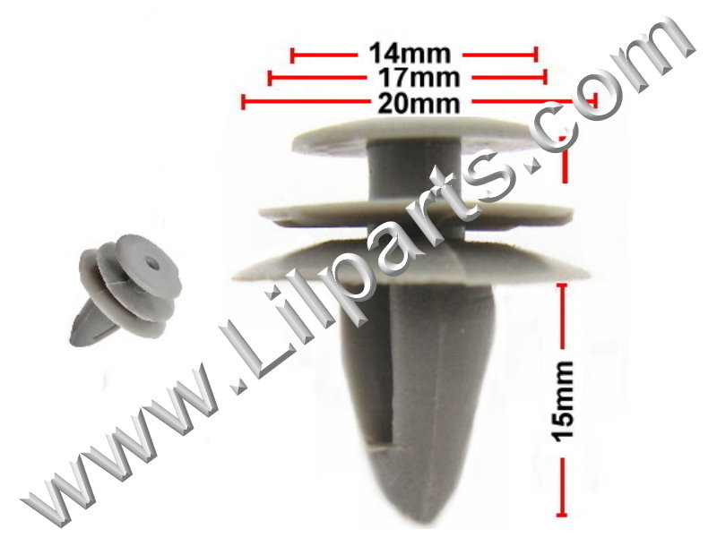 Compatible with Stem Length: 15mm N/A Auveco 20669