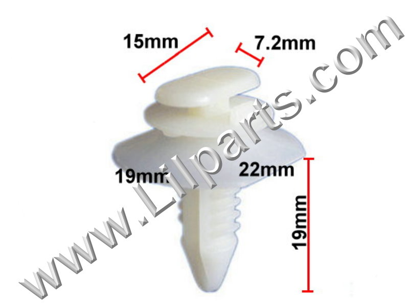 Compatible with GM: 10073833, 15600382, 20421800 1983-On PN:[10-205]