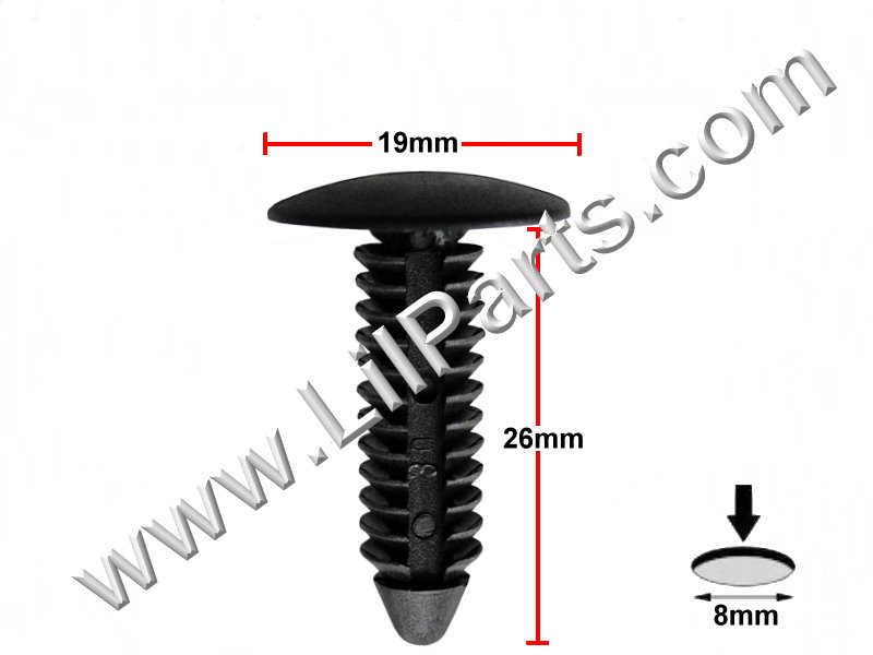 Compatible with GM: 10121502, Chrysler: 6033082, 6033840, Ford: 390018-S GM 1989- A17664 A17664 C582