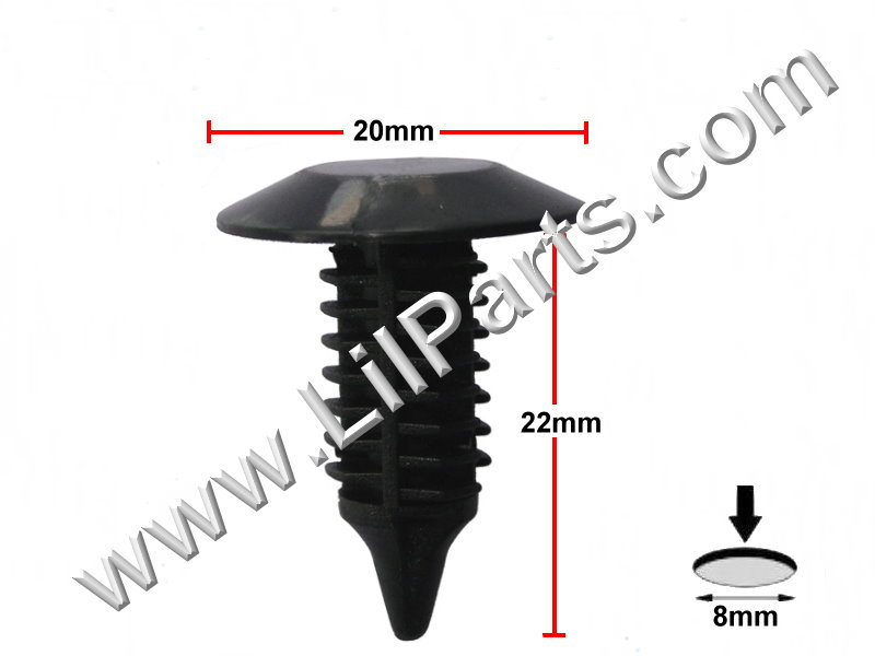 Compatible with GM: 21094146 Saturn 1991-, Chrysler: 6501301 Mini Vans 1987- A16818 A16818 C301