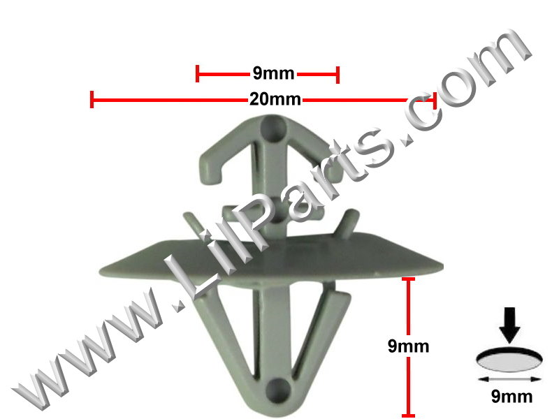 Compatible with Renault Trafic Master Kangoo Iveco Daily Primastar Vauxhall Vivaro Opel Movano Replaces 7703077421, 7701470779 Opel 93160023, 4412053, 4409693 Iveco 500326896