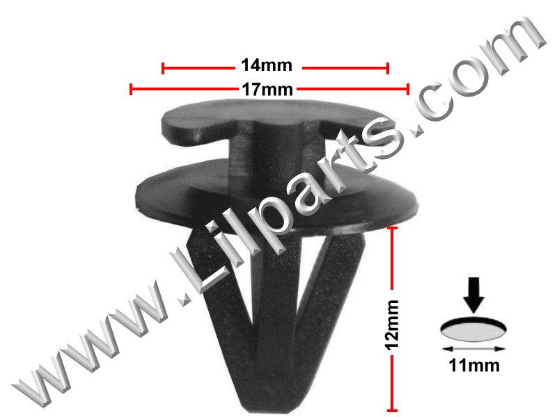 Compatible with Volkswagen: 481-867-197 PN:[10-981] Auveco 13179
