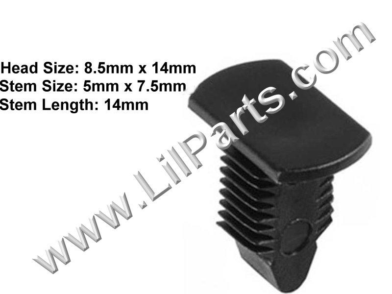 Compatible with Mini-Cooper: 51-71-1-496-621 2002 - C1504 Auveco 21143