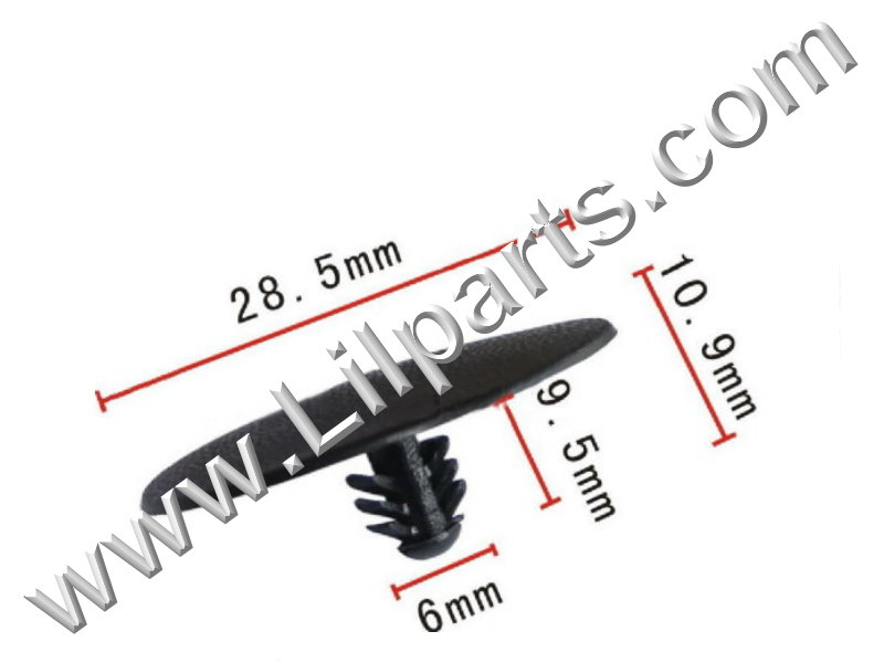 Compatible with Infiniti # 65846-40F00 J30, M30 & Q45 1989-On PN:[10-284] Auveco 19468