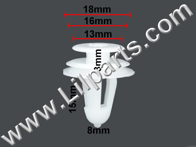 Compatible with Toyota: 67771-02030 Corolla 1990 - On PN:[10-534] Auveco 15709