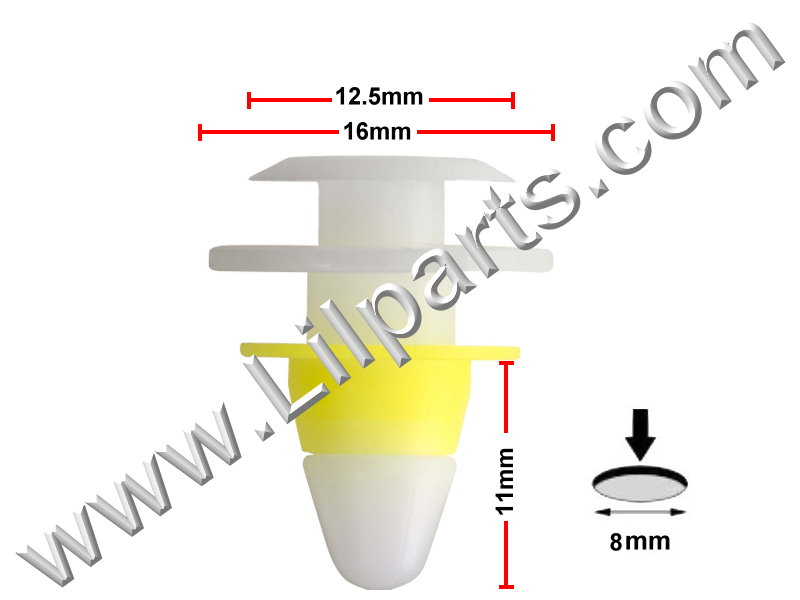 Compatible with Toyota: 90467-10162 Celica 1993-On PN:[10-385] Auveco 14728
