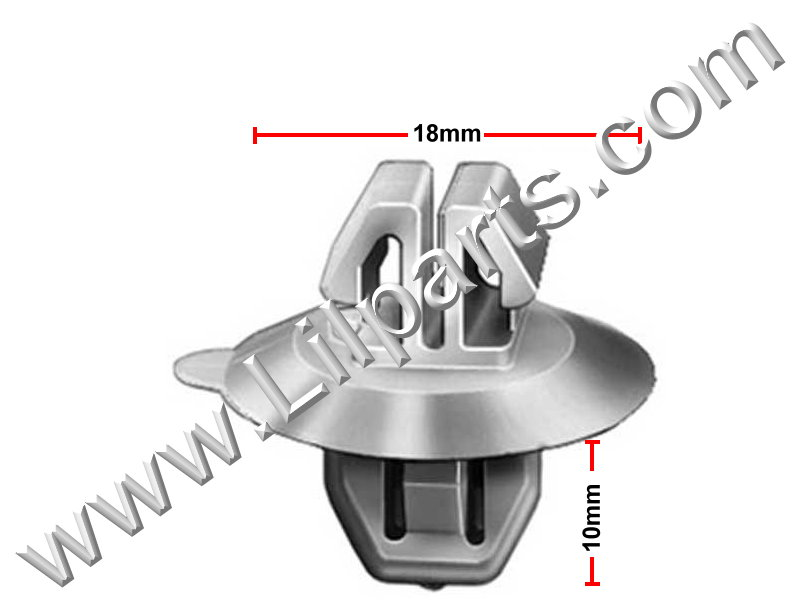 Compatible with Lexus: 75392-60030 2000 - On PN:[10-804] Auveco 20877