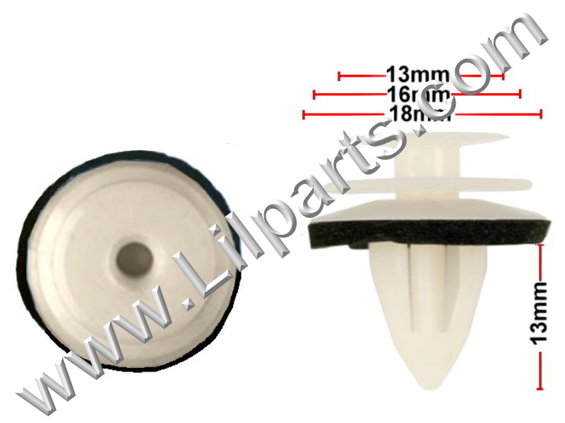 Compatible with Nissan: 80999-VE N/A Auveco 20668