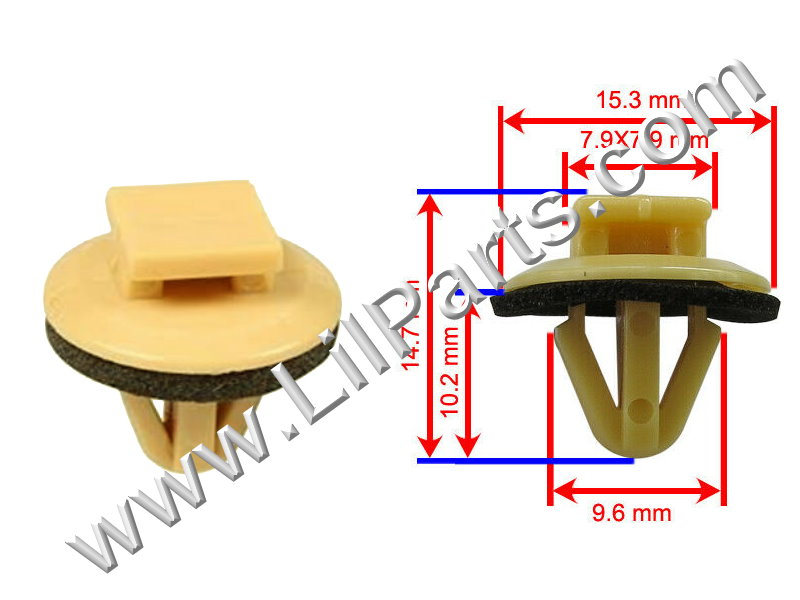 Compatible with Toyota: 90467-10077 Avalon & Corolla 1998 - On N/A Auveco 19797