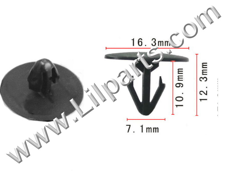 Compatible with Toyota: 90467-07096 4WD Truck 1989-On PN:[10-219] Auveco 19124