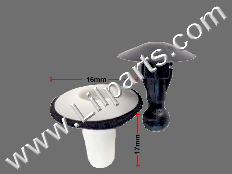 Compatible with Lexus & Toyota: 90467-07126 Lexus ES300, Toyota Camry & Tercel 1995 - On PN:[10-285] Auveco 19535