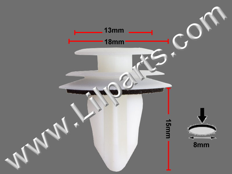 Compatible with Toyota: 90467-09206 RAV 4 & Tundra 2000 - On PN:[10-391] Auveco 20437