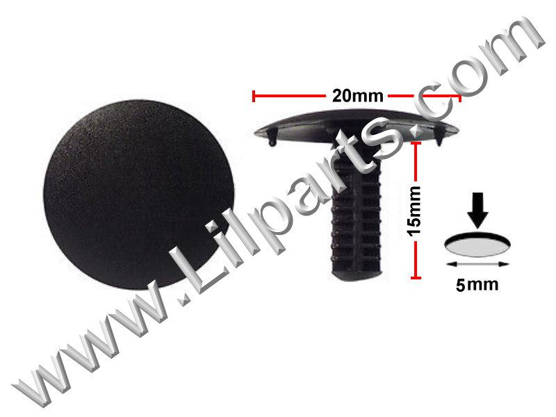 Compatible with Honda & Nissan: 90667-SA7-0030, Nissan: 89427-98070 PN:[10-187] Auveco 16775