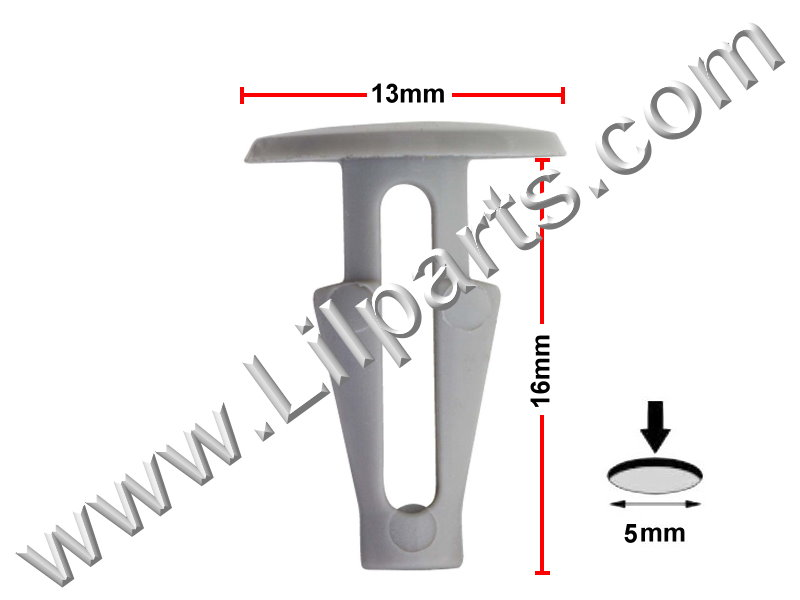 Compatible with Honda: 90672-671-003 Accord 1986-On PN:[10-589] Auveco 18157