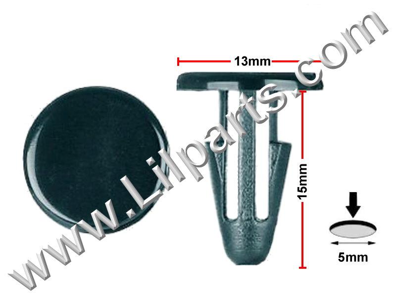 Compatible with Honda: 90687-SA5-0030 PN:[10-095] Auveco 14282