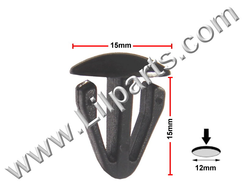 Compatible with Mazda: B001-68-302-00, Toyota: 90950-01248 PN:[10-094] Auveco 16777