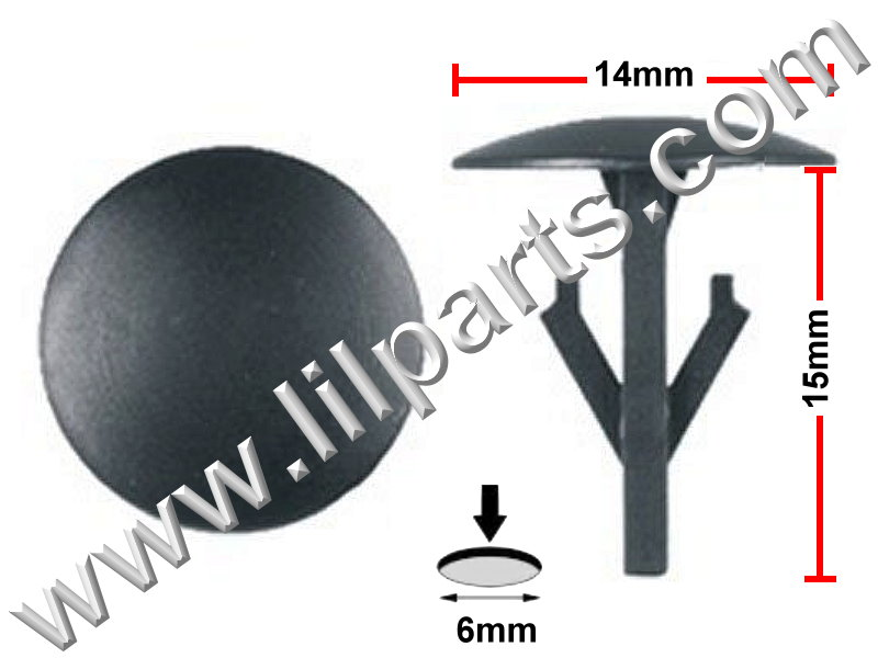 Compatible with Honda: 91501-SM4-003 Accord 1990-On PN:[10-143] Auveco 17205