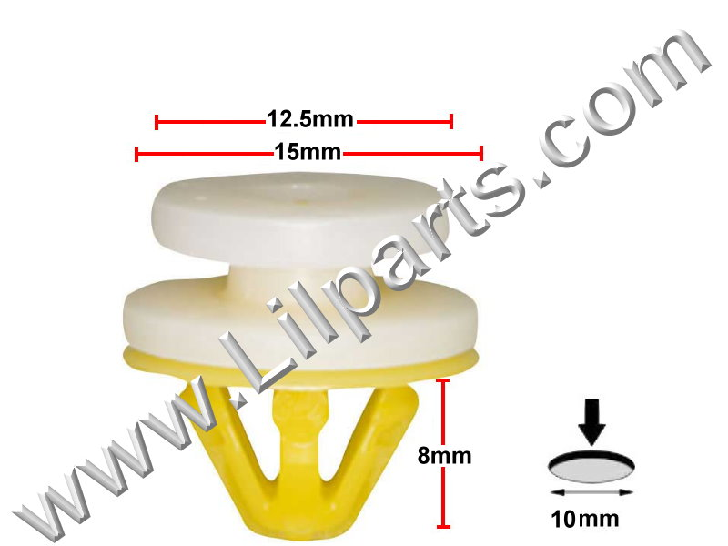 Compatible with Renault Land Rover, PN:[11-641], PN:[11-833]