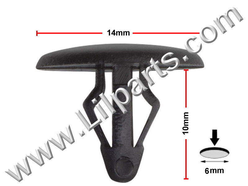 Compatible with Ford: F1CZ-16774-A, Probe, Mazda: B455-56-741: MX6 1992-88 PN:[10-603] Auveco 18458