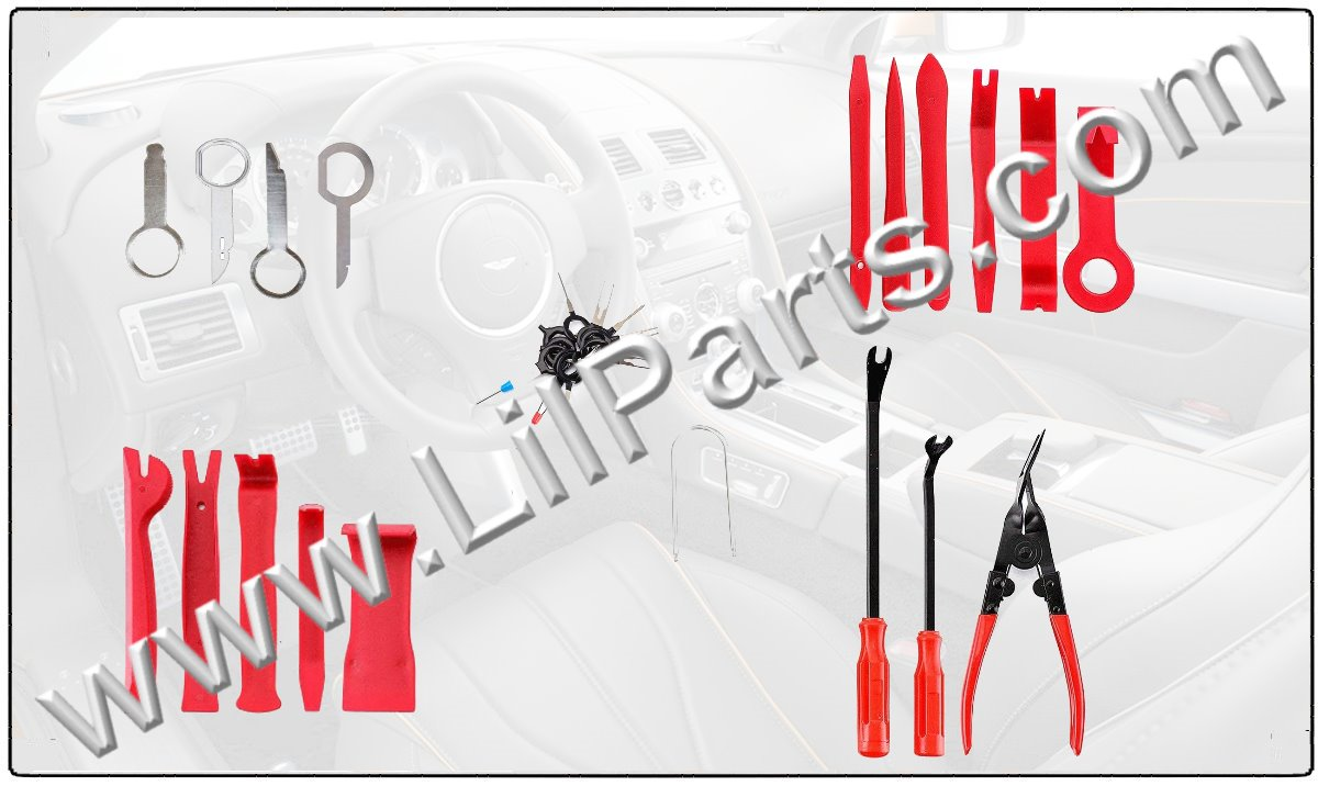Dashboard Door Trim Removal Tools Kits