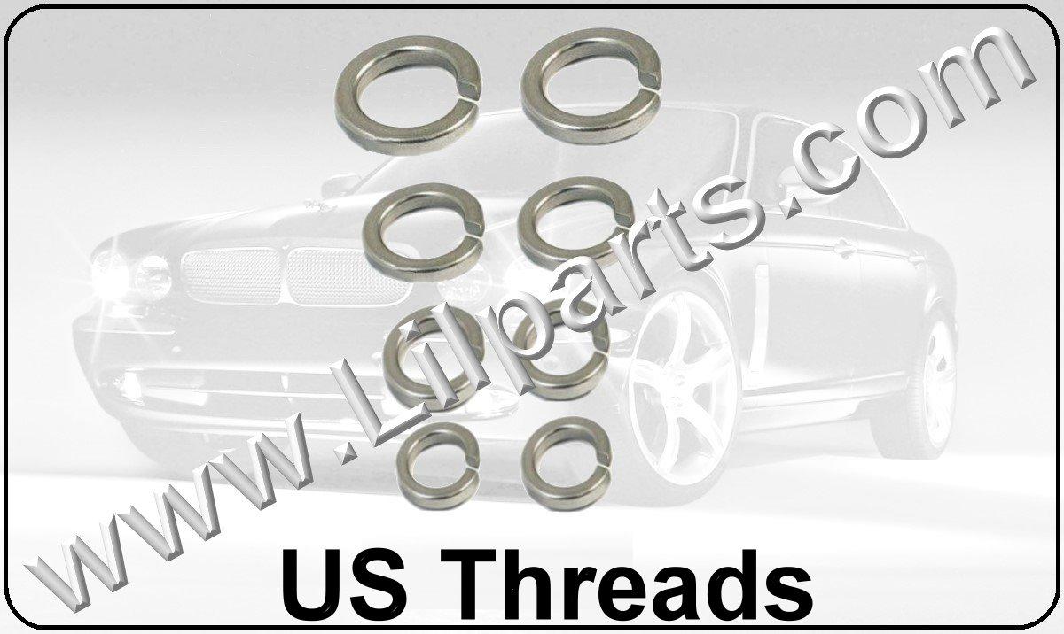 Stainless Steel US Lock Nuts