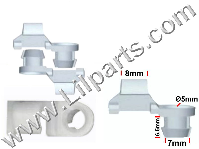 Compatible with GM: 14037239,15545178 Trucks C, K 1, 2, 3 1981-On PN:[10-616]