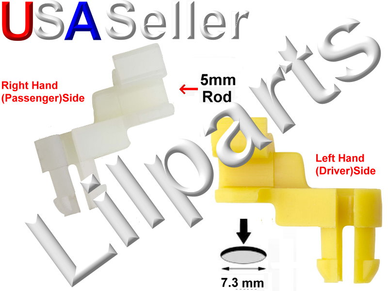 Door Lock Handle Rod End Clip Retainer Toyota Scion 69293