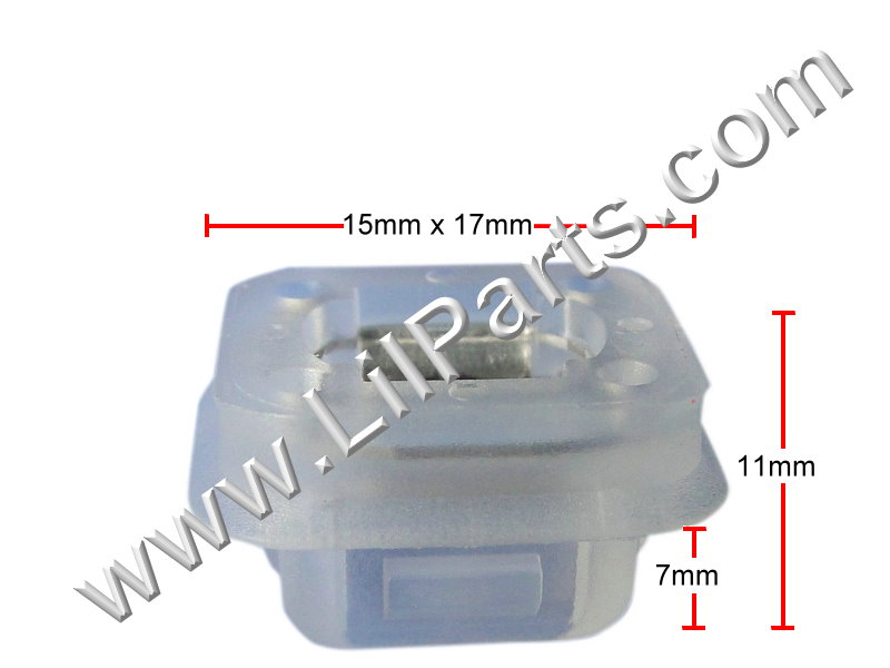 Compatible with BMW: 07-14-9-158-194, 51-41-821-58-06, BMW 3 Series 1997 – On A21762 A21762 C1432