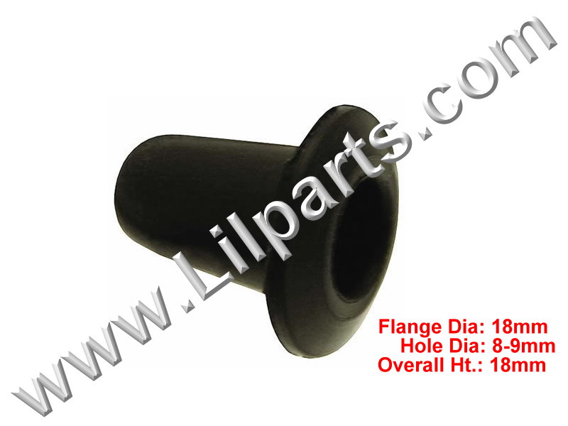 Compatible with VW: 113-857-219a VW Beetle Thing Karmann Ghia Door Card Bung Panel Clip Grommet Auveco 13206