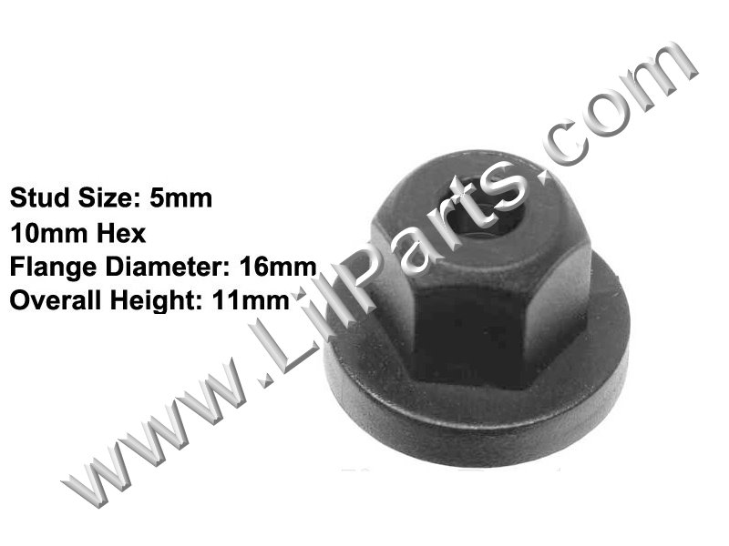 Compatible with BMW: 16-13-1-176-747 & Mercedes-Benz: 003-990-02-51 1997 - C930 Auveco 21431