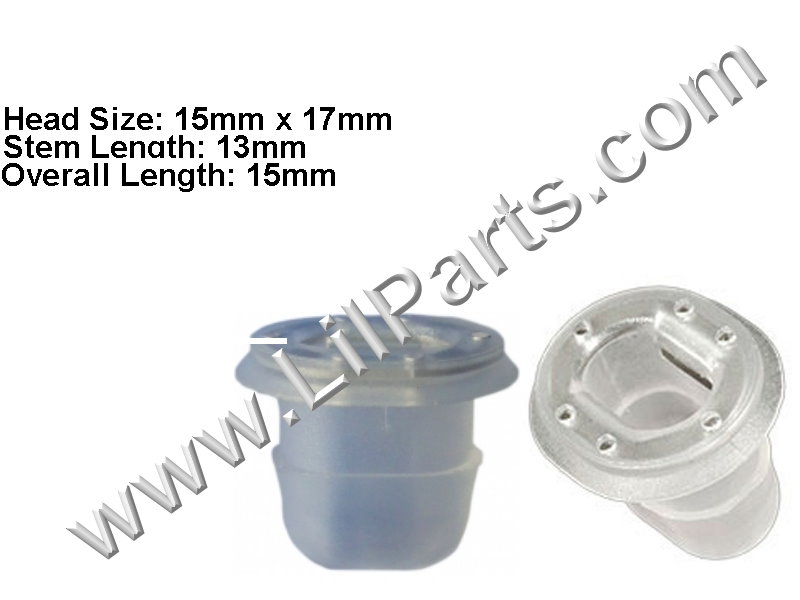 Compatible with BMW: 51-45-8-161-557, 51-45-0-396-330, BMW 3, 5 & 7 Series 1994 – On C1433 Auveco 21763