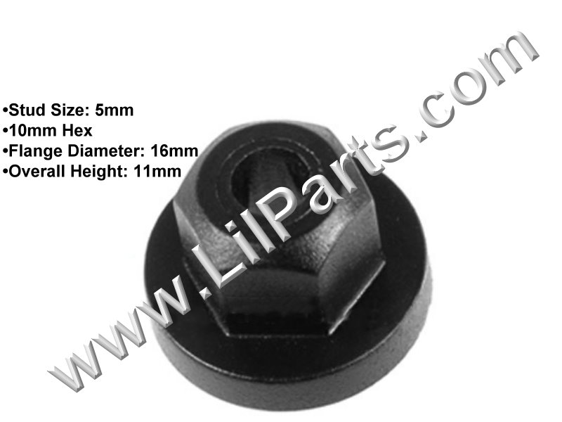 Compatible with BMW: 16-13-1-176-747 & Mercedes-Benz: 003-990-02-51 1997 - PN:[11-759]