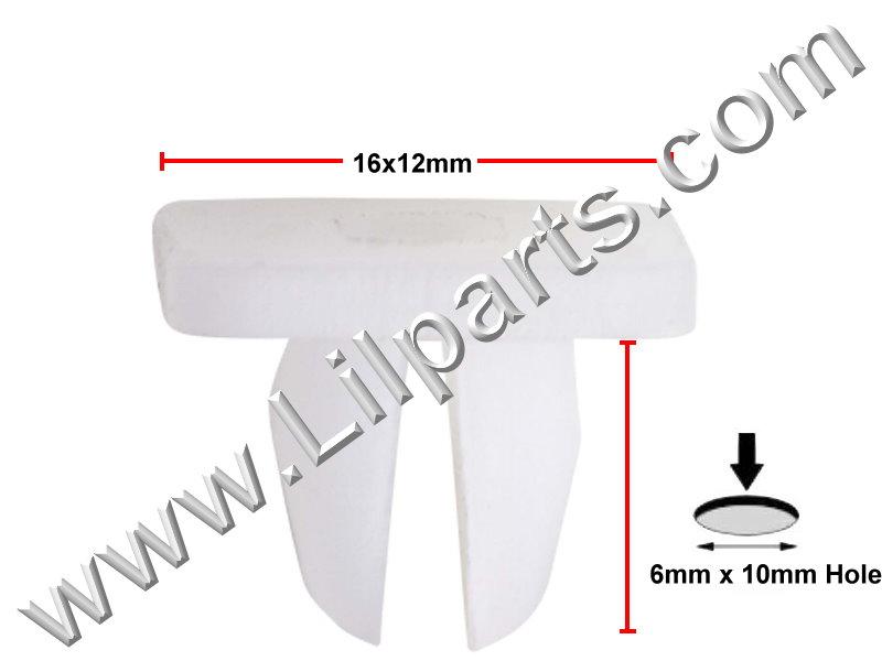 Compatible with Isuzu: 8941340270, Toyota: 90189-05012 PN:[10-134] Auveco 14739