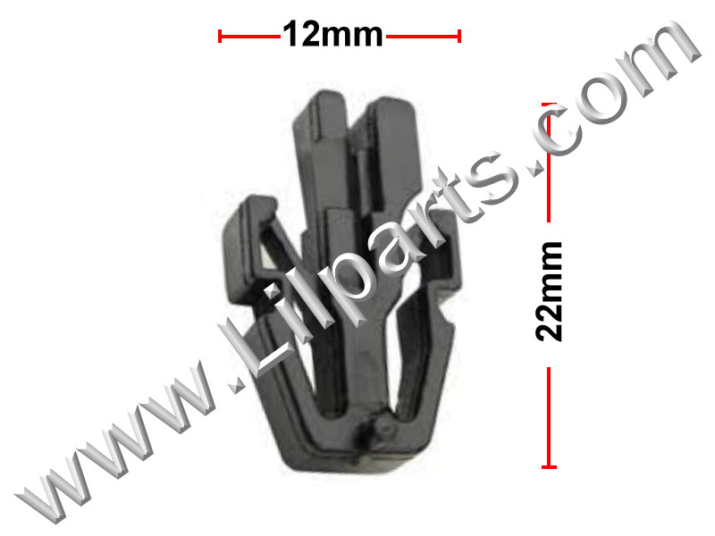 Compatible with Toyota: 90467-13005 PN:[10-015] Auveco 17194