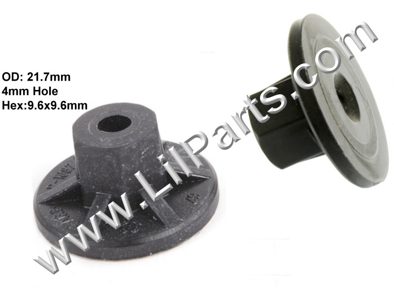 Compatible with PORSCHE OEM 08-16 Cayenne Quarter Panel-Wheel Fender Liner Nut N90757901  PN:[11-872]