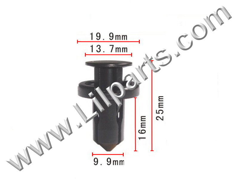 Compatible with Nissan: 01553-09241 240SX & Maxima 1994-On PN:[10-680] Auveco 20247