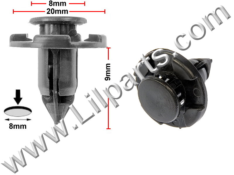 Compatible with Nissan: 01553-09321 Maxima & 300ZX 1994-On, 1AUTO 10-088 PN:[10-088] Auveco 19274