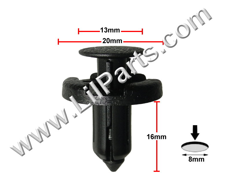 Compatible with Nissan, 11296-AG000 Altima, Maxima & Quest,Infiniti FX 35/45 2002- A20953 A20953 C888