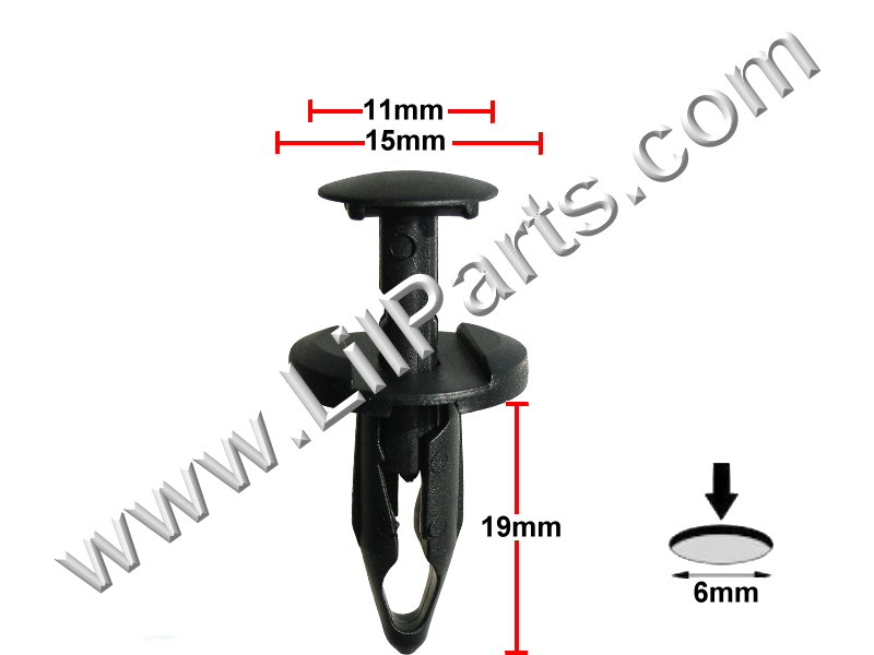 Compatible with GM: 21077123 Saturn 1991 - A19801 A19801 C672