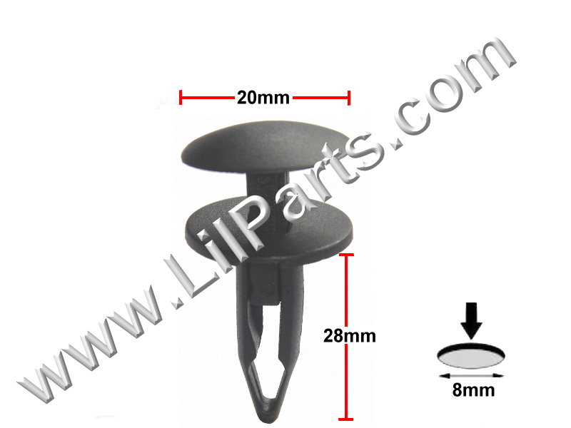 Compatible with GM: 21095797 Saturn 1996 - A18896 A18896 C71