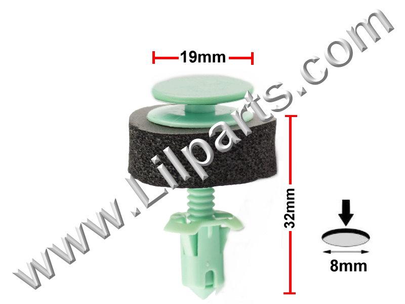 Compatible with GM: 25707329 Buick LeSabre, Oldsmobile Aurora & Pontiac Bonneville 2000 - Auveco 20244,1AUTO 11-725 N/A