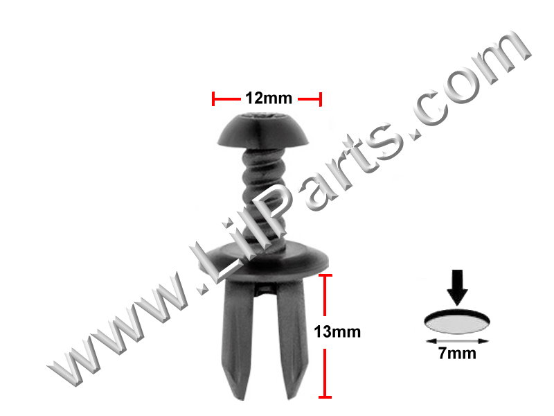 Compatible with BMW 51-16-8-197-908: BMW 1, 3, M3 & Z4 and Mini-Cooper Base, John Cooper Works, Countryman & Paceman 2013 -  PN:[11-790]