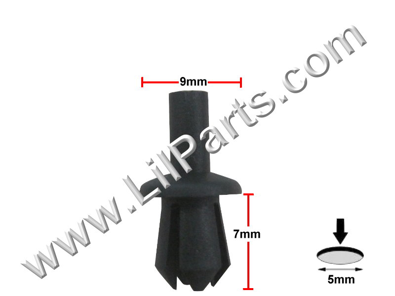 Compatible with BMW: 51-47-8-166-992, BMW 3, 5, & M Series 1993 - A21780 A21780 C1534