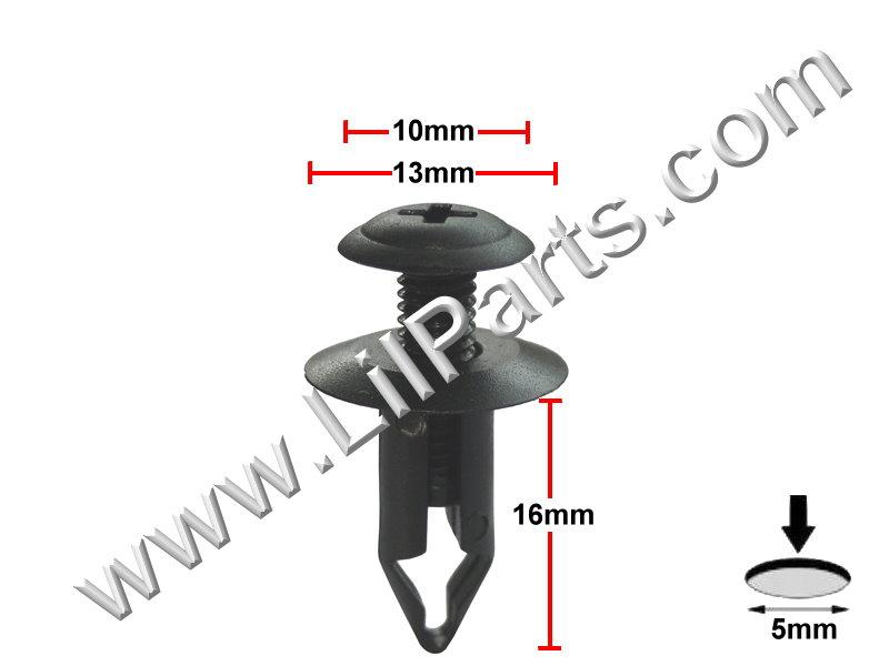 Compatible with Nissan: 66860-01W01 1980- GM: 94051993 Geo Storm 1990- Auveco 16859