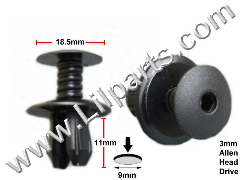 Compatible with VW Audi PN:[11-6-B] Auveco 21479