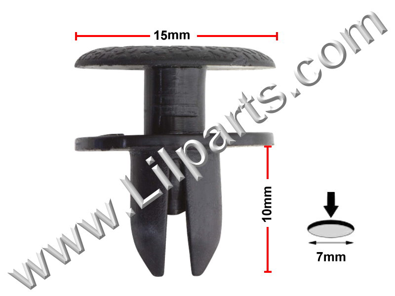 Compatible with Toyota: 90467-07059-22 Camry & Celica 1990-On PN:[10-618] Auveco 19013