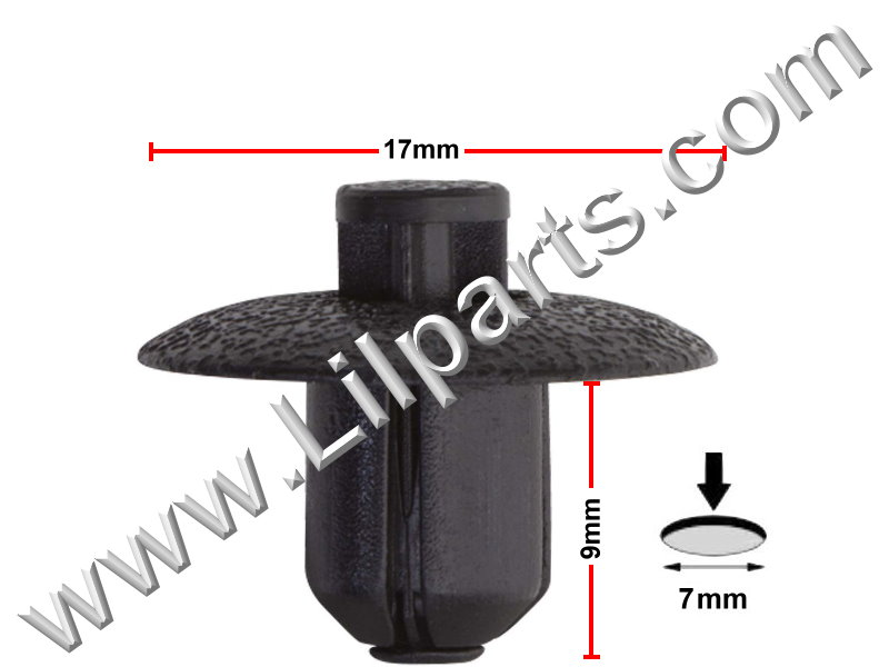 Compatible with Lexus: 90467-07117 1990-On PN:[10-097] Auveco 18270