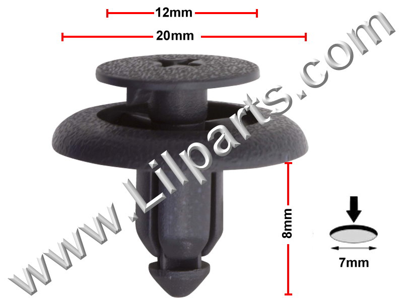 Compatible with Toyota: 90467-07121 RAV4 1997 - On PN:[10-276] Auveco 19908